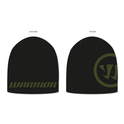 WARRIOR Beanie Rev.